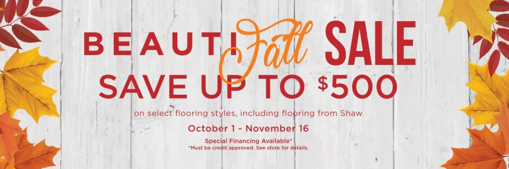 BeautiFALL Sale | Floor Boys