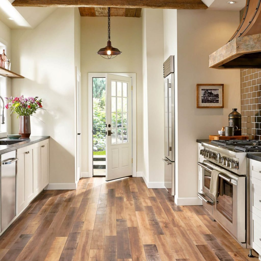 Hardwood Flooring in Kitchen | Floor Boys