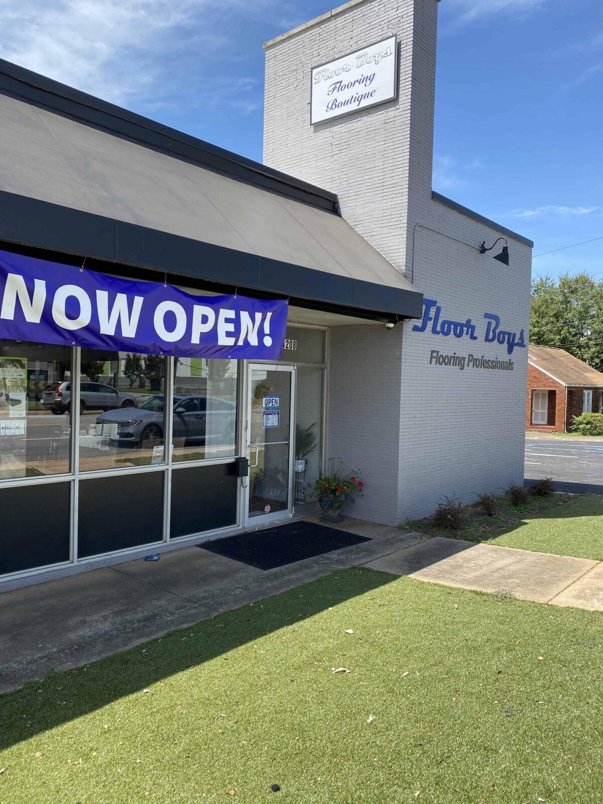 greenville flooring store