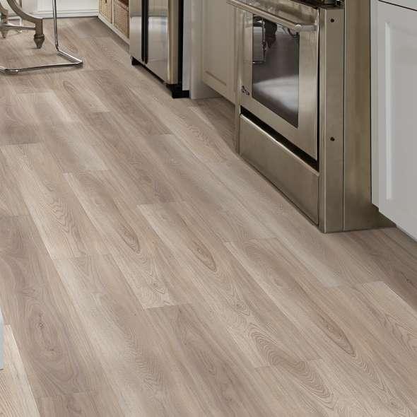 shaw vinyl floors in kitchen