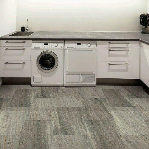 tile look luxury vinyl